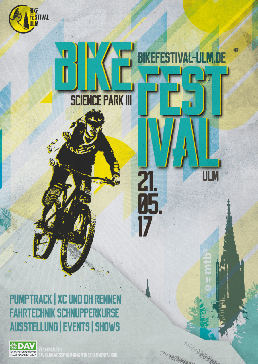 Plakat Bikefestival